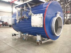 Engine Waste Heat Recovery Steam Boiler