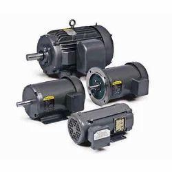 1500 RPM 2 HP Slip Ring Motor, 220-240 V