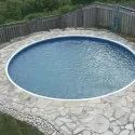 Round Swimming Pool Construction Services