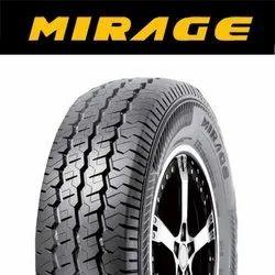 Rubber Four Wheeler Mirage 235/75 R15 MT Car Tyres