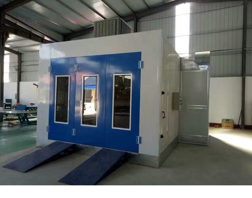 Paint Booth - Batch Type Paint Booth Manufacturer from Chennai