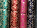 Taffeta Jacquard Fabric Miracle Jaal Dual