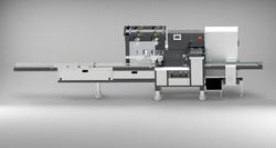 Logipac 51S Horizontal Flow Wrap Machine