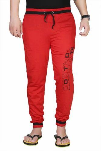 ea16d6d0ecb Finger s Men s Cotton Printed Track Pant at Rs 130  piece