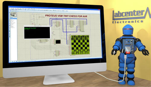 Proteus VSM - Embedded Design Simulation Software - Technosys