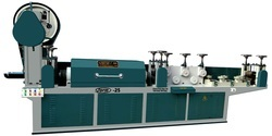 Wire Straightening and Cutting Machine- Storm 25