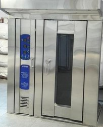 Alsam Equipments Mild Steel Trolley Oven, For Industrial