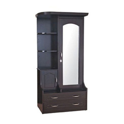 Avadh Interiors Brown Designer Dressing Table, for Home