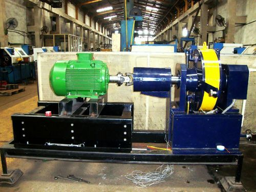 Motor Test Rig - Electric Motor Test Rig Manufacturer from Thane