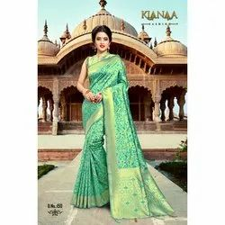 Indian Traditional Party Wear Saree