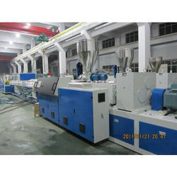 PVC Flexible Pipe Making Machine