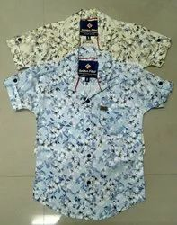 Boys Printed Shirts