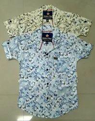 Boys Printed Shirts