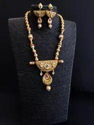 Antique Golden Necklace