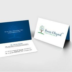 Foldable Business Card Printing Services