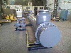 Jet Ejector Vacuum System