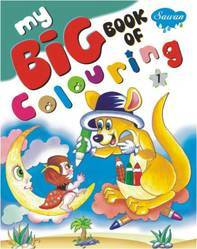 My Big Book Of Colouring 1