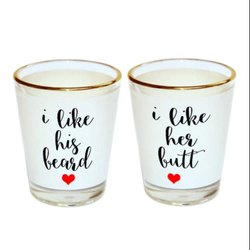 1.5 oz Personalized Shot Glasses