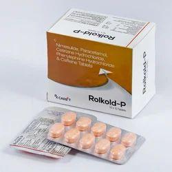 Nimesulide Paracetamol Cetirizine Tablets