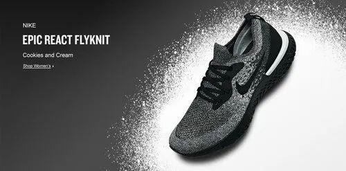 Men Running Shoes Nike Epic React