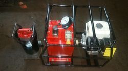 Hydraulic Engine Driven Compressor