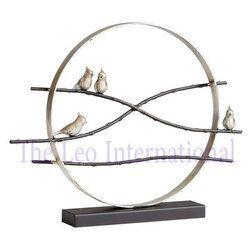Aluminium Handicrafts Decorative sculpture