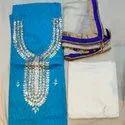 Danka Work Dress Material