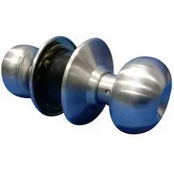 Stainless Steel Round Knob Door Lock