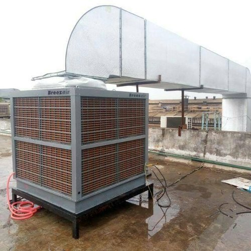 Steel Duct Air Conditioner System