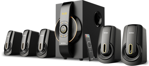 Intex 5 1 Home Theater 6020 At Rs 5000 Piece Chintadripet Chennai Id 20086673762