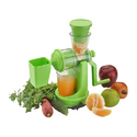Green Manual Hand Fruit Juicer