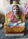Sati Mata Marble Statue