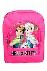 Unisex Pink School Bag