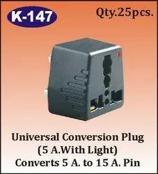 K-147 Universal Conversion Plug