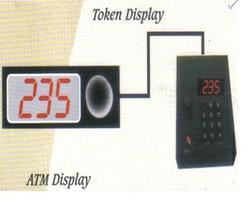 Token Display (With/Without Voice)