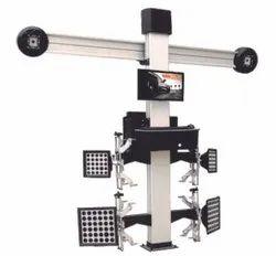 Wheel Alignment Machine