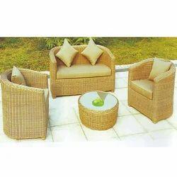 Model No. WS-S629 Wicker Sofa Sets