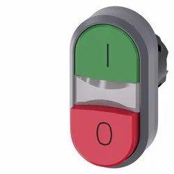 Luminous Twin Push Button