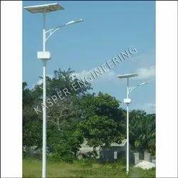 15 Ft Solar Street Light Poles