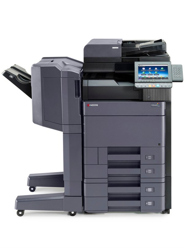 Kyocera TASKalfa 2552ci Color Multifunction Printer, Upto 25 ppm