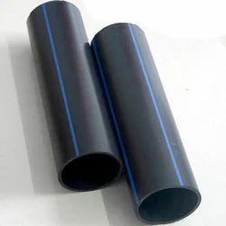 Black Round HDPE Pipe