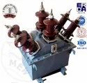 11KV Oil Cooled Outdoor Type CT PT Combined Metering Units