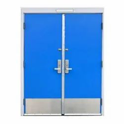 Weather Proof Scientific Doors