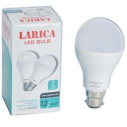 Cool White 12 Watt LED Bulb, 220 V to 240 V