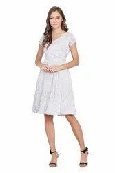 Scenestealer Short Dress