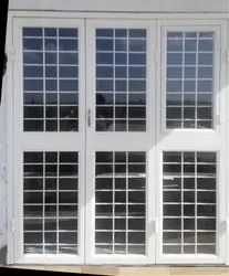 Metallic French Door