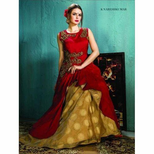 Ladies Designer Indo Western Dress at Rs 1800 /piece | Ladies ...