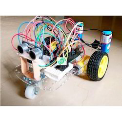 Obstacle Avoiding Robot Kit