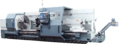 New CNC Flat Bed Gear Driven Lathe