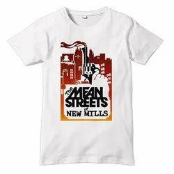 Cotton Sublimation T-Shirts